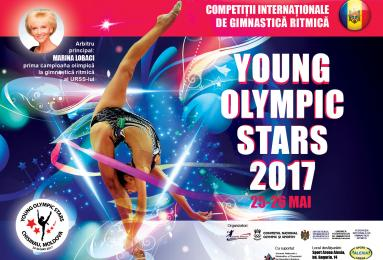 Young Olympic Stars 2017
